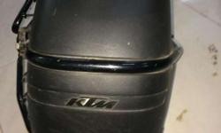 KTM duke 390 Rear tyre hugger(mud guard) & Saree guard