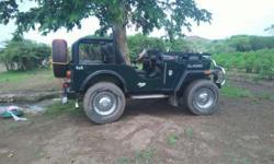 Mahindra classic jeep Original cl3404wd
