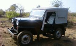 ??????: ????? Mahindra & Mahindra Jeep DI (CJ3B)