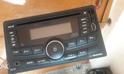 Mahindra Scorpio music system