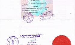 Marriage certificate/Birth certificate apostille in Rajkot,Surat Rajkot Attestation and Apostille Service Mail Us: info@excellentservices.in Contact Us : 09426128077 We provide apostille from MEA(ministry of external affairs) & all kind of embassy