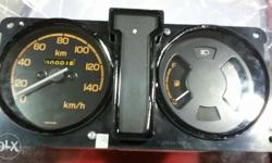 maruti gypsy meter box , full set ( speed meter , oil gauge , temperature gauge ) .full set 3200 100% original and brand new . ALL OVER India TRANSPORT FACILITY Available .. ALL NEW AND OLD SPARE OF GYPSY Available. OFFICE JALANDHAR / punjab.