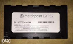 Matchpoint GPS tracker with 5yrs service support. -99 Warranty start date 01/05/2017. -87 Locate your vehicle 24x7. -76 For more details pls visit on -84 http:// matchpointgps.com/india/ -67 -Rohan