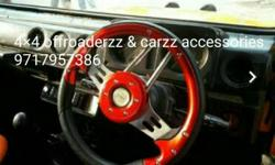 Modified steering wheel for all cars available at best price