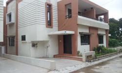 Bedrooms: 3 Bathrooms: 3 Square Meters: 121 Furnished: No Pets: No Broker Fee: Yes The house is newly constructed and the colony has beautiful gardens, landscaping cemented roads and all the 3 bedrooms are attached with bathrooms. the house has fall