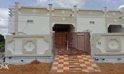 "New constructed independent double bed room house for sale, 40' feet East face road and 40'feet south face road, Near "" Frobels"" school back side . PHONE NO: Nine nine zero eight seven seven zero six nine six ."