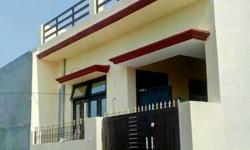 New house for sale in posh aria kusumkhera haldwani two rooms with car parking.