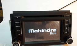 New Mahindra Scorpio Car Stereo Company Fitted Car Stereo Car Music System's For All New Mahindra Scorpio Car Stereo with Dvd fm aux sub bluetooth