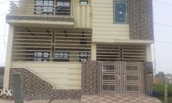 200 Guj Newly Built house in karan vihar karnal -parking -small park -3 bedrooms - 3 bathrooms -1 kitchen near NH1