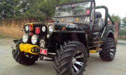 Year: 2013 VIN Number: pb Condition: New we modify open jeeps for sale. we are the vice president of jeep association in mandi dabwali market . we modify jeeps also on customer demands. this jeeps have very powerful diesel engines. this jeeps are on
