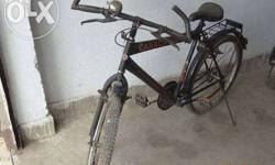 Dependable bicycle with good. Looks and smooth ride. Fixed price. No bargain please.