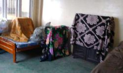 One well ventilated,bright airy,spacious room with attached bathroom and kitchen.(Semi-furnished n price negotiable)