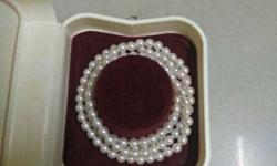 Pearl necklace (Muthu Mani malai) - Price Negotiable