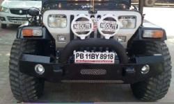 R d modified willys jeeps