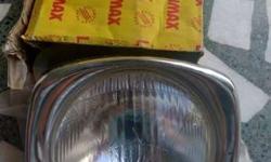 Rajdoot GTS 175 Parts /rajdoot Old Model Original Spare Part half Chamber, Head light, Head Light Doom