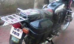I have a running RAJDOOT175cc, 12vElectrincc(96model).milege-45KM/litre. It contains all asessories like-diccy,side stand,seat cover,rearview mirror, new tyre,good orignal shining black paints,servicing uptodate....call/sms9204620015/9097469090