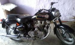 Make: Royal Enfield Model: Other Mileage: 14,500 Kms Year: 1980 Condition: Used full modified...good condition.....35 average.......clear engine.....great sound...all document with policy