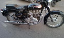Hi,  Iwant sell myRoyal Enfield Bullet Standard Model for the year 1983 fully re-loaded with below things:  1. Hand-made silencer from Punjab 2. Old Model Mud-Guards 3. Special Registration Number  Recently top-upped by EngineWork & Body Paint.  Please