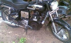 Make: Royal Enfield Model: Other Mileage: 46,000 Kms Year: 1971 Condition: Used Royal Enfield Kms: 46000 Year: 1971 model I would like to sell my diesel bullet Life tax n green tax paid till 2018, all documents current n insurance till Jun-2014 Good
