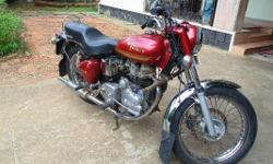 Expired ad. Please do not contact! Orginal Model with right side gear Front disc brake Single Owner Comprehensive Insurance Red Colour Life time Tax Contact :- 9995496125 Serious buyers only Price :- Rs.95,000/-