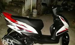 Scooty yamaha rayz in a very good condition and well maintained.