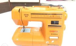 Like new condition INTERLOCK machine