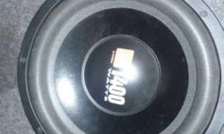 Subwoofer 12 inch jbu 1400 watts and box lp