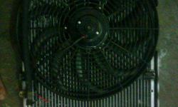 its tata indigo ac condenser , ac fan , reciver drier ,, all parts is working condition