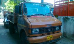 TATA SFC 909 TIPPER, MODEL-2010 end MH 11, CONTACT- VAIBHAV BHANDARI, MAHAVEER MOTORS, PUNE. 9730477751