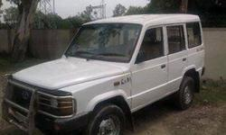 Description 2006 Tata Sumo Spacio [2000-2006] 6 STR for sale in Raipur. The white Diesel Tata Sumo Spacio [2000-2006] 6 STR has done 65000 kms. Asking price is Rs.1,60,000 Vehicle features Model Tata Sumo Spacio Colour White Mileage 65000 km No. of