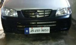 Car is in good condition. No mechanical work to do. Just take & drive,