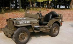 i want to buy williys jeep in conditioned to modify
