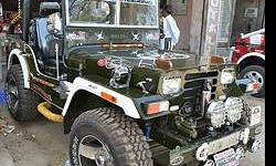 i want a willys jeep less than one lakh rupees please contact me my phone number is 9446155771