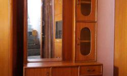 Dressing table in perfect condition. Stylish, spacious, and smooth.