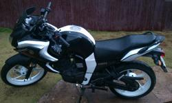 Yamaha Fazer Model: 2010 (November) @ 50,000 fixed