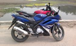 ?????: R15 ??????: 40 ????????? ??? ????: 2009 ??????: ????? BLUE R15 IN GOOD CONDITION.OF FIRST LOT OF R15..HAVING GOOD MILEAGE OF 40 KM/L,WIDER RARE TYRES... WELL MAINTAINED BIKE..FOR BUYING [PRICE NEGOTIABLE] PLZ CONT.8116046741 / 9563043573..DONT
