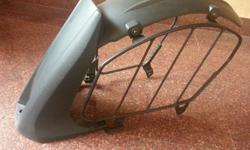 I want to sell my R15 v 2 rear mudguard ,saree guard. Removed it from the bike the day i purchased it self . Like new clean piece. Place Thirumala.