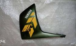 Yamaha Ray Zr front side panel (right side panel) 17days old with minor scratches Genuine part 100% branded of yamaha