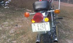 Yamaha RD350 HT Goa Reg
