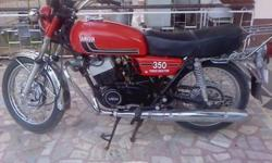HI DEAR FRIENDS YAMAHA RD350 HT FOR SALE BIKE IS GOOD RUNNING CONDITION.