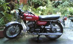 RD 350, 1989 MODEL