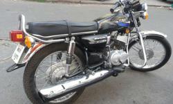 Yamaha RX135 5speed black colour