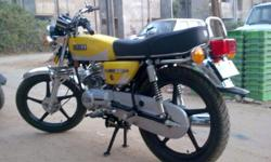 ????: 1987 ??????: ????? Recently modified Yamaha RX 100 having MAC WHEELS. 1987 make and all parts originally imported from Japan. In wonderful working condition.