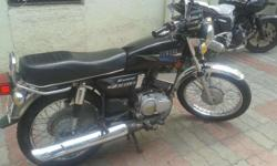 yamaha Rx 135 5 speed total original condition hi pick up AVERAGE ABOVE 50 no any engine knocking very best bike i want to sell arjunt all documents r clear puc insurane total ok with noc