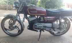 My new bike yamaha rx 135
