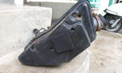 Yamaha RXZ Original OEM Air Filter Box Assembly for sale. Used One. Can ship any place in India.
