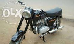 yezdi classic 2 1986 model excellent running condition i am going foreign so iam sell the bike
