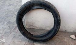 I want to sale bike tyre of 100/90/18 with tube in good