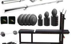 Exercise Equipments, 100 Kg Weight Lifting Rubber
