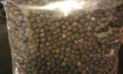 100% organic black pepper from out estate in Vagamon.